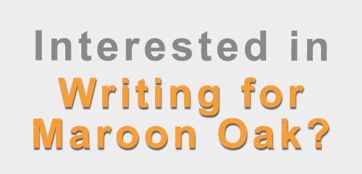 Write for Maroon Oak