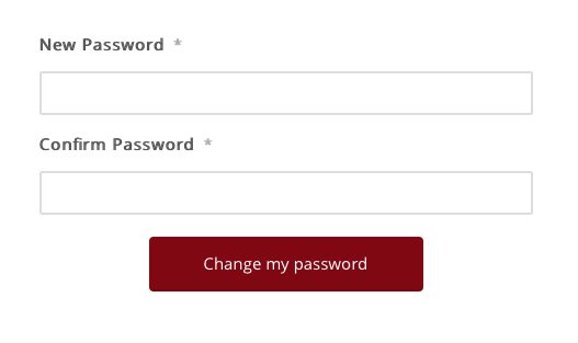 Prompt for Password Change