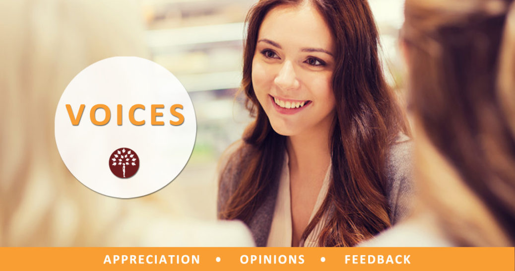 Testimonials - Voices from #WomeninCareers