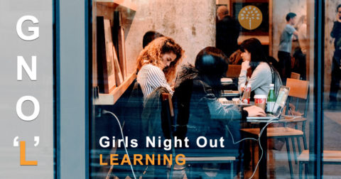 Skill Up with a Girls Night Out Learning