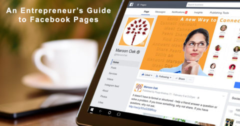 An Entrepreneur's Guide to Facebook Pages